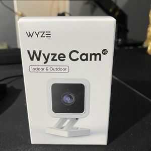 Wyze Cam V3 by Amazon - Indoor And Outdoor for Sale in Fremont, CA