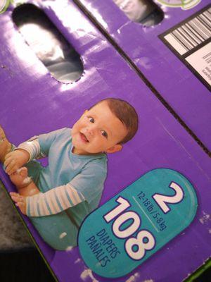 Luvs Size -2 Diapers for Sale in Stockton, CA