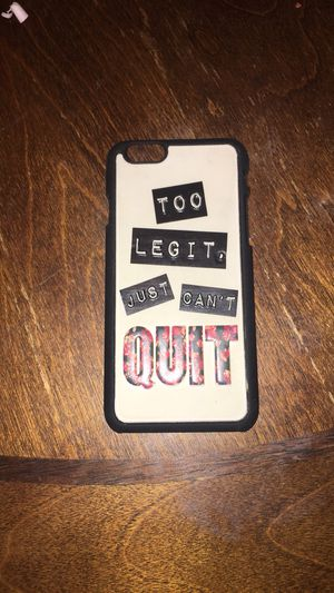 Claire's iPhone 6 case for Sale in Sanger, CA