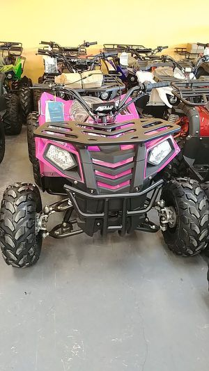 125cc Atv for kids for Sale in Grand Prairie, TX