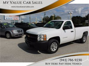 2012 Chevrolet Silverado 1500 for Sale in Venice, FL
