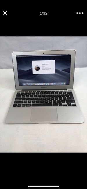 2015 Apple MacBook Air for Sale in La Puente, CA