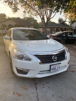 2015 Nissan Altima S for Sale in West Menlo Park, CA
