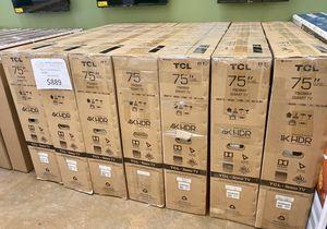 "TCL Roku 75"" TV for Sale in Glendora, CA"