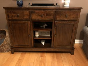 Kona Wine Server Dining Table for Sale in Columbia, MO
