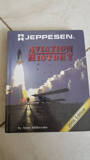 Aviation History (Jeppesen) for Sale in US