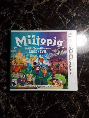 Miitopia Nintendo 3DS Game for Sale in Tempe, AZ