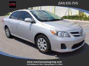 2011 Toyota Corolla for Sale in Delray Beach, FL