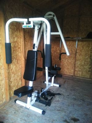 Muscle Beach home gym for Sale in Magna, UT