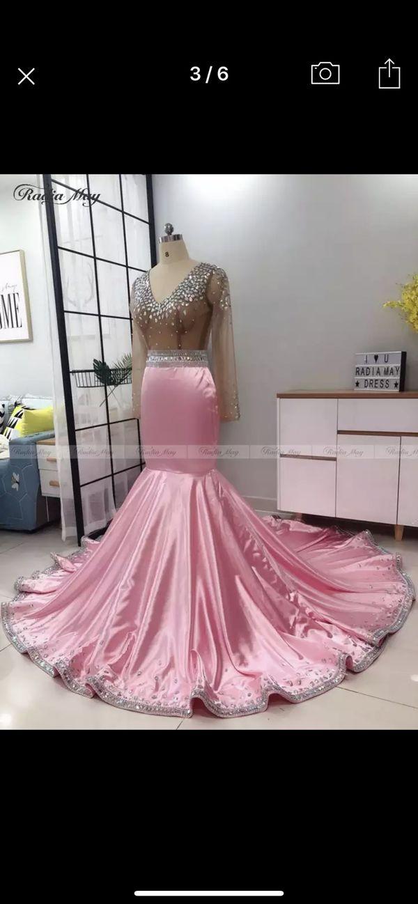 Prom dresses..