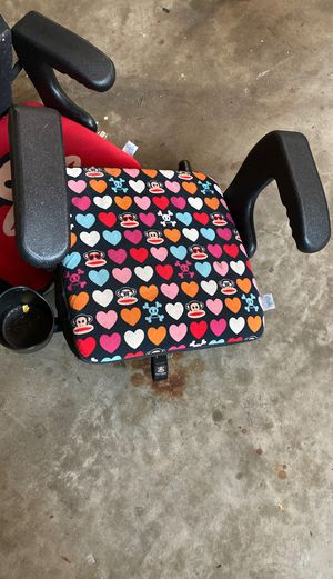 Paul Frank hearts 💕 Edition booster seat by Clek for Sale in Glendale, CA