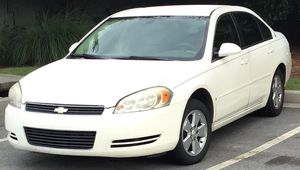 2008 Chevy impala clean title current emissions 180k miles no problems at all for Sale in Atlanta, GA