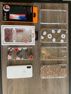 iPhone XS/X Max cases for Sale in San Diego, CA