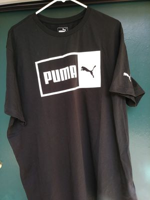 Puma Mens 2x Shirt for Sale in Duncanville, TX