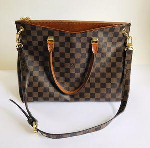 Louis Vuitton Pallas Ebene Damier Handbag for Sale in Port St. Joe, FL