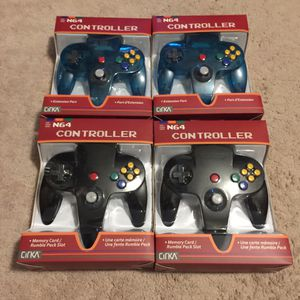 New N64 Controller for Sale in Austin, TX