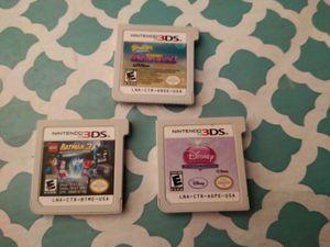 Nintendo 3d games for Sale in Midvale, UT