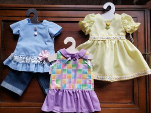 """18"""" Homemade Doll Clothes for Sale in Cleveland, OH"""