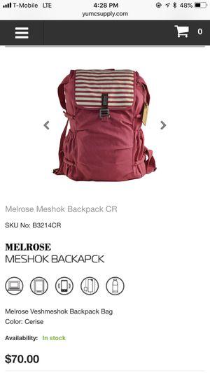 YUMC Melrose backpack for Sale in San Bernardino, CA