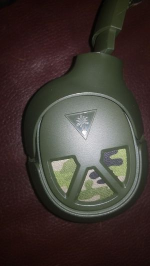 Video game wired headphones for gaming system for Sale in Tulsa, OK