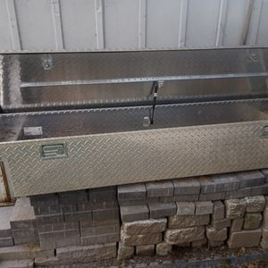 Diamond Plate Truck Metal Box for Sale in Brentwood, NY