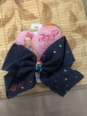 Jojo siwa bow for Sale in Chula Vista, CA