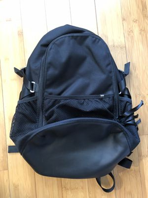 NikeLab Unisex Backpack Black Leather/Mesh for Sale in Saint Petersburg, FL