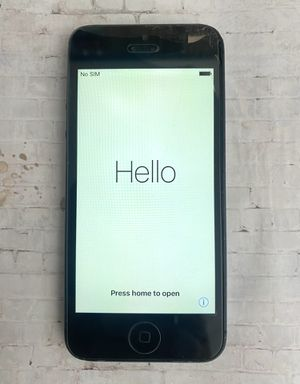 Iphone 5 - 64GB unlocked for Sale in Miami, FL