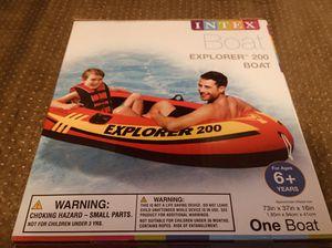 Intex Boat Explorer 200 Boat for Sale in South Gate, CA