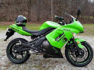 2008 ninja 650r for Sale in Columbia, TN