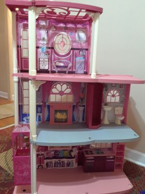 Barbie doll house for Sale in Lansing, IL