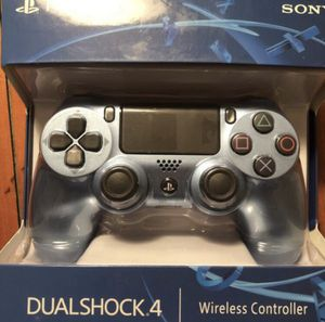Blue titanium ps4 controller (new) for Sale in San Diego, CA