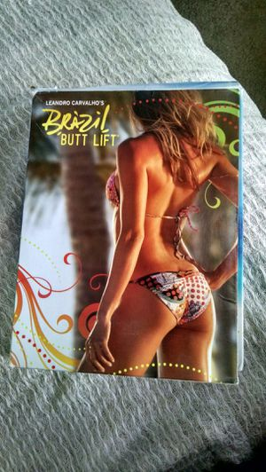 Brazilian butt dvd work out set for Sale in San Ramon, CA