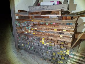 Free Wood for Sale in Covina, CA
