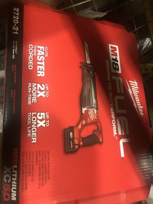 Milwaukee 2720-21 for Sale in Baltimore, MD