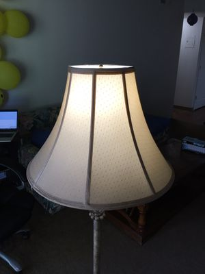 antique floor lamp for Sale in Maryland Heights, MO