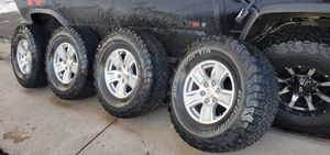 Tires and rims for Sale in Littleton, CO