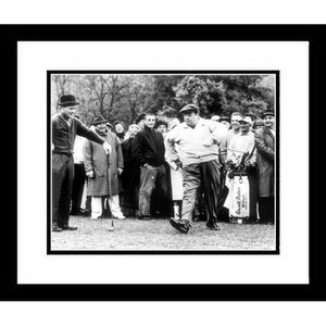 Jackie Gleason and Arnold Palmer framed print for Sale in Buffalo Grove, IL