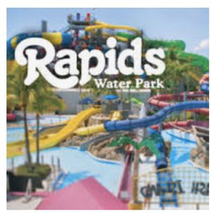 RAPID WATER PARK TICKETS for Sale in Lake Worth, FL