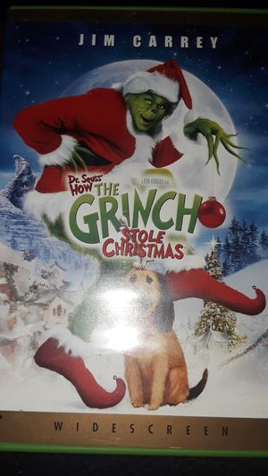 How the Grinch Stole Christmas [DVD] 2013 for Sale in Huntington Beach, CA