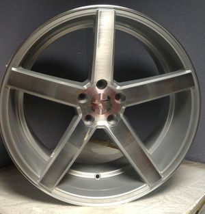 "Brand New 20"" S14 Silver Machine Wheels for Sale in Hialeah, FL"