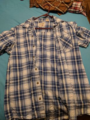 Redhead plaid button up for Sale in Kingsport, TN