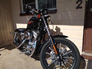 Harley-Davidson spoter 2005 trade for Yamaha or Suzuki for Sale in Tampa, FL
