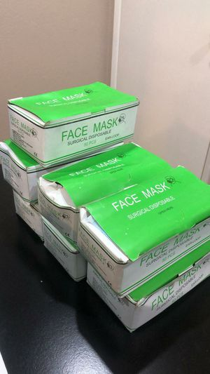 Surgical face mask for Sale in Walnut, CA