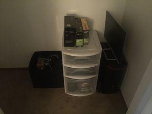 Computer part and accessory lot for Sale in Novi, MI