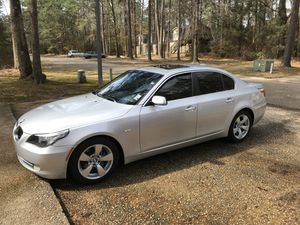 08 BMW 528i for Sale in Farmers Branch, TX