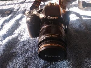 Cannon eos rebel xsi for Sale in Burnsville, MN
