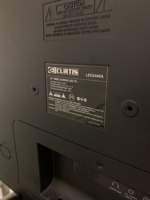 Curtis 24' TV for Sale in Washington, DC