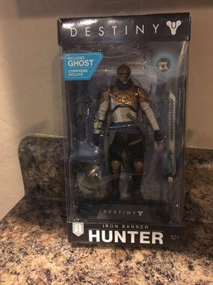 Destiny iron banner hunter action figure for Sale in Queen Creek, AZ