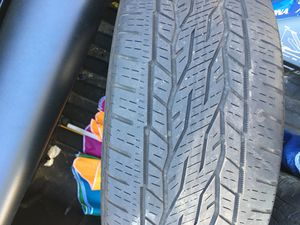 Tires size 275 55 20 for Sale in Providence, RI